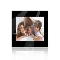 Venda por grosso de moldura fotográfica digital eletrônica com vídeo em loop