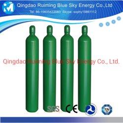 Cilindro de gas argón/cilindro de oxígeno y nitrógeno contenedor/presión del cilindro de gas/GPL