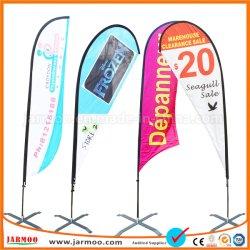 屋外の携帯用カスタム上陸海岸表示旗の旗の装飾
