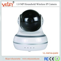 ボディによって身に着けられているカメラの小型ウェブ画像のパソコンのカメラのWiFi IPのカメラ