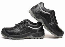 O calçado de trabalho, Wear-Resistant respirável, Anti-Smash, Stab-Resistant, borracha de Poliuretano Calçado de segurança