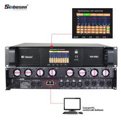 DSP20000P Subwoofer Amplificador profesional de la placa de audio DSP Módulo amplificador de potencia