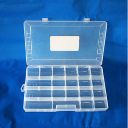 بلاستيكيّة ذبابة [فيشينغ تكل بوإكس] طعم صندوق [بّ] بيئيّ مادّيّة