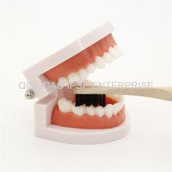 2020 Nouveau style personnalisé brosse à dents de bambou de la FDA