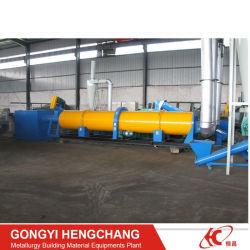 Séchoir rotatif de matériaux de construction / Charbon /l'industrie de l'engrais