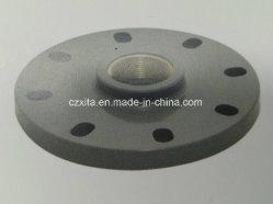 O PVC flange cega com parafuso de cobre de conexão do tubo