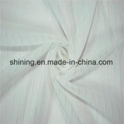 Robe en mousseline de soie Tissu, tissu, 75D comme tissu de soie blanche