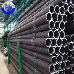 ASME SA192 Tubo de acero sin costura para caldera de alta presión Pipe