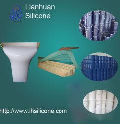 RTV-2 moule silicone liquide pour le gypse de moule en pierre de béton