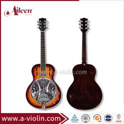 Linden contreplaqué Body Electric résonateur Dobro Guitar (RGS90)