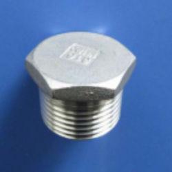 Accessori per tubi esternamente filettati personalizzati dell'acciaio inossidabile per le condutture del gasolio