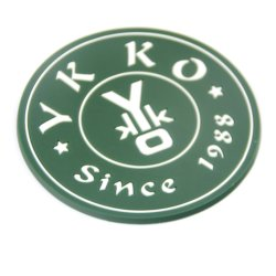 Direct Factory Starbucks Custom Oem Coaster In Pvc Morbido