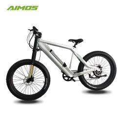 AMS-Tde-Sr ambiental de calidad superior del neumático Fat bicicleta eléctrica fabricado en China