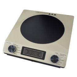 Inducción de la placa de inducción portátil eléctrico comercial Cooktopelectric estufa para cocina