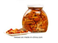 As conservas de cogumelos Nameko provenientes da China