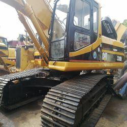 Verwendeter Gleisketten-Exkavator der Aufbau-Maschinerie-Gleiskettenfahrzeug-Exkavator verwendeter Katze-330bl