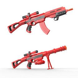 Eigenlijk het Zachte Stuk speelgoed Kar98K van het Kanon van het Geweer van Mauser van de Bouwsteen van de Kogel Shootable Model Overlevende