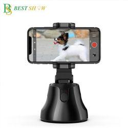 Guangzhou Intelligent Volgen van de Omwenteling van de Stok van Selfie van de Objecten van 360 Graad het Auto volgt Gimbal van het Genie Apai de Slimme Ontspruitende AutoHouder van de Telefoon van de Cel van de Camera van het Gezicht Volgende