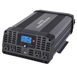 La alta eficiencia 2000W DC AC Coche Inversor de potencia, inversor sinusoidal