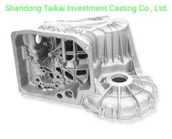 Caja de cambios la cubierta del motor la fundición de aluminio