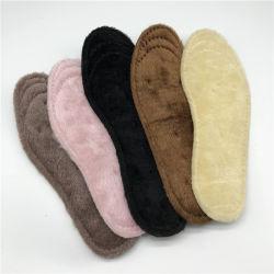Производство цены удобные мягкие зимы теплый стелька внутренняя подошва башмака, единственной зерноочистки, внутренняя подошва из кожи