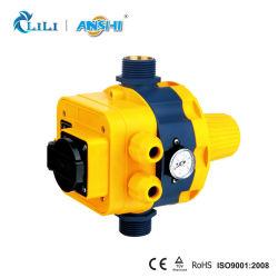 Contacteur de pression automatique Anshi avec prise pour la pompe à eau (DSK-8.2)