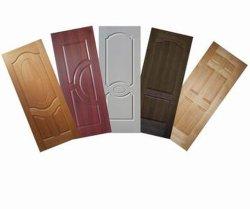 2,7Mm Porta melamina MDF de design de mobiliário de pele