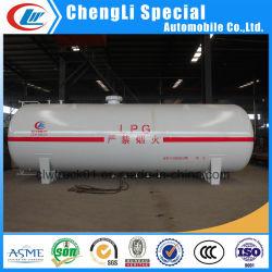 O tanque de armazenagem de gás propano 30cbm petroleiro vaso de pressão