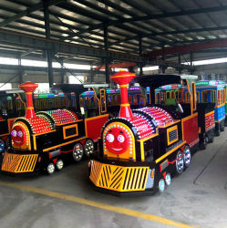 Парк развлечений детский мини-поезд с 10h рабочего времени