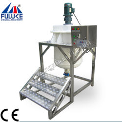 Toestel van de Ring van het Ontwerp van Flk het Nieuwe voor de Mixer van het Cement, de Mixer van de Kogel Nutri, de Oppoetsende Machine van de Pot
