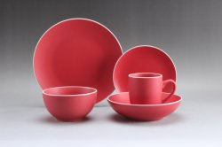 Непосредственно на заводе керамической посуды ужин керамики Custom экологически безвредные керамические таблица ужин продовольственный набор