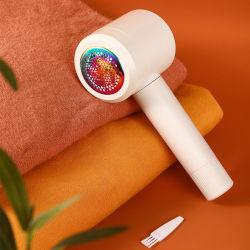 Removedor de pelusa recargable Stock a bajo precio barato tejido ropa profesional afeitadora