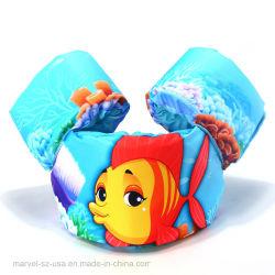 La mousse Cartoon bébé gilet de bras de la vie des gilets de sauvetage de natation pour enfants