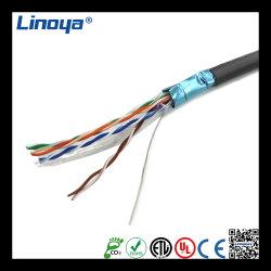 4 Paare des verdrehten Kabel-Cat5 F/UTP mit ULETL CPR-Zustimmung
