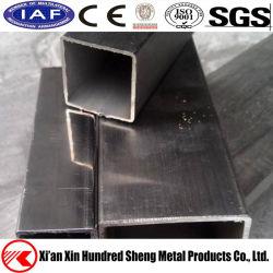 De holle Vierkante Buis van het Roestvrij staal van de Sectie 201/304/316/316L/310S/321