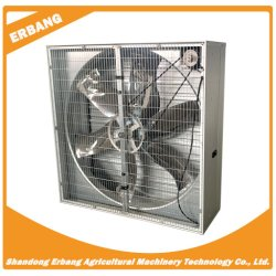 /Poultry-landwirtschaftliche Gegentaktmaschinen des Edelstahl-grünen Hauses/industrieller/Huhn-/Schwein-/Kuh-Haus-/Negative-Pressure-Ventilations-abkühlender Wand-Absaugventilator