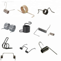 preço de fábrica direto de aço carbono pequena mola de compressão da mola de torção de aço inoxidável para venda