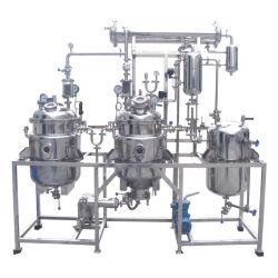 Herb Concentration d'extraction de la machine pour le processus thermique test