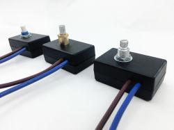 مفتاح تعتيم الأضواء الدوار LED ضبط درجة الحرارة والألوان