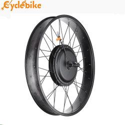 26дюйма 48V 1500 Вт мотор ступицы шины жира электрический комплект для велосипеда преобразования электрического велосипеда