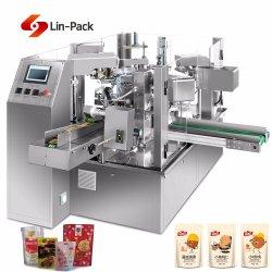 Saco de Fecho Automático de Forma Irregular de máquinas de embalagem