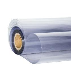 Food Grade de película de PVC rígido transparente para el envase