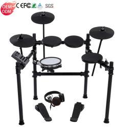 楽器のドラム音響の電子ドラム一定の電気ドラム