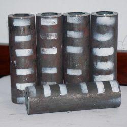 Perfis de aço de construção pressione o acoplador de aperto roscados de forjamento a frio