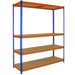 Fácil de instalar Increasable capas de acero Multifuncional estantería estantería