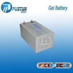 Batterij van de Macht van het Zonnepaneel van het Lood van UPS de Zure Navulbare (12V24ah, 12V38ah, 12V50ah, 12V55ah, 12V65ah, 12V100ah, 12V120ah, 12V150ah, 12V200ah, 12V250ah)