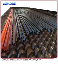 5L de la API de la norma ASTM A53 A106 Grb Sch40 de acero sin costura de Carbono Tubo negro de material de construcción, las lsm Pipe