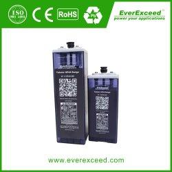 Gamme Opzs tubulaire Everexceed inondé d'éclairage d'urgence/solaire/éclairage de secours/solaire batterie 2V150ah
