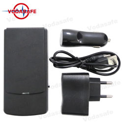 Unità di GPS delle cellule di CDMA GSM 3G anti del telefono del segnale delle emittenti di disturbo 10m del blocchetto Pocket portatile dell'automobile