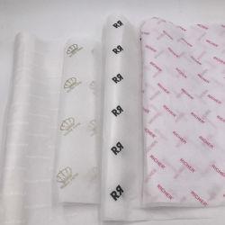 パッケージ用紙のカラフルな紙組織ペーパーロゴカスタマイズ